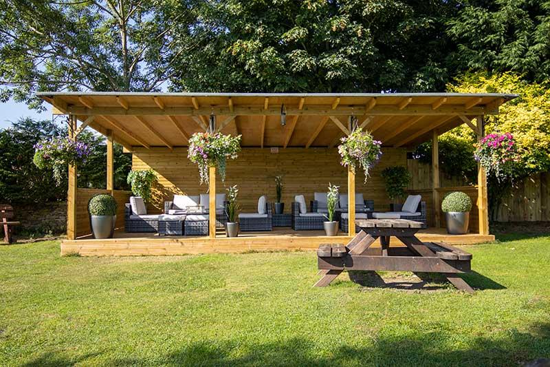 Cross-Keys-Pub-Hamsterley-Village-Garden-C